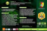 Chan  2021:  Epais brouillard sur les probables joueurs du Cameroun
