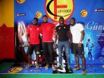 Match d'exhibition: Aldolphe Teikeu et Franck Kom s'affrontent à Bafoussam