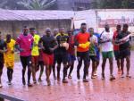 Racing de Bafoussam:  Rentrée sportive humide et timide