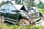 Accident de la circulation: Ce que Samuel Eto'o faisait à l'Ouest
